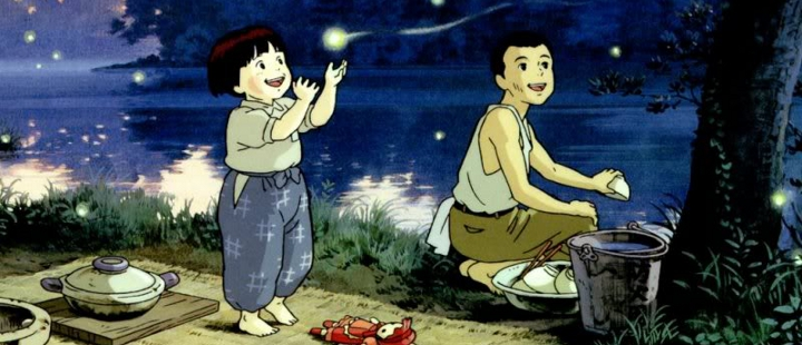 Fra videohylla: Grave of the Fireflies