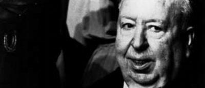 Flashback: Alfred Hitchcock hylles av sine kolleger