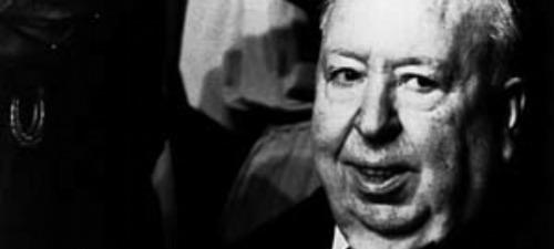 Alfred Hitchcock hylles av sine kolleger