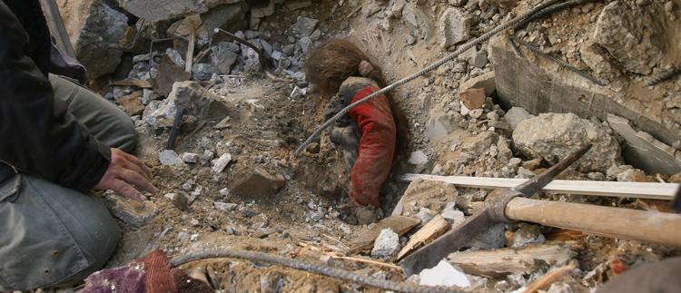 «Gazas tårer»