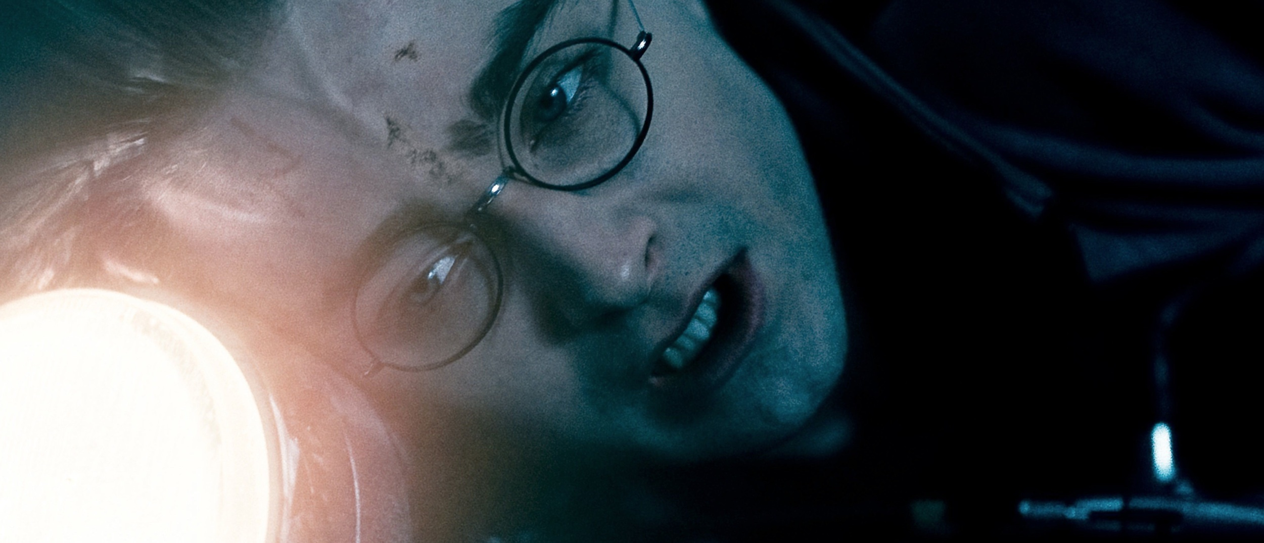 Daniel Radcliffe som Harry Potter