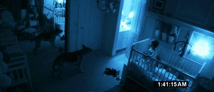 Lyden av det usette i horrorfilm og horrorspill