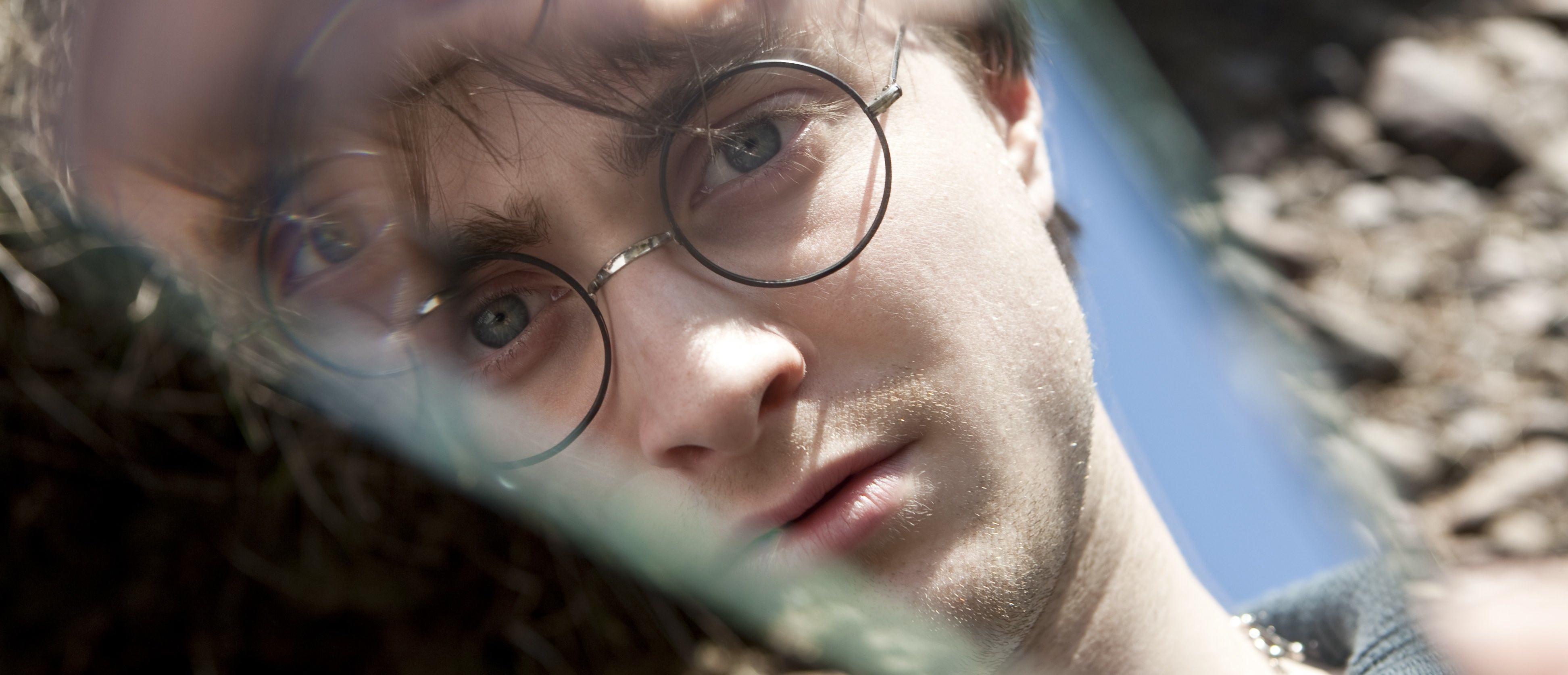 Daniel Radcliffe som Harry Potter