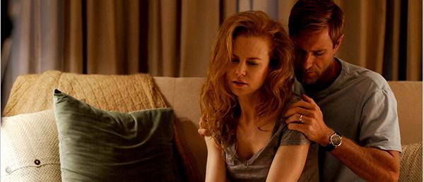 Nicole Kidman og Aaron Eckhart i Rabbit Hole/em>