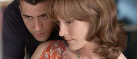 Troy Garity og Lee Pace i Soldier's Girl