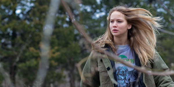 Jennifer Lawrence i Debra Graniks «Winter's Bone»