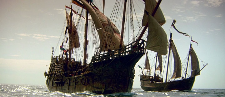 Flashback: 1492: Conquest of Paradise