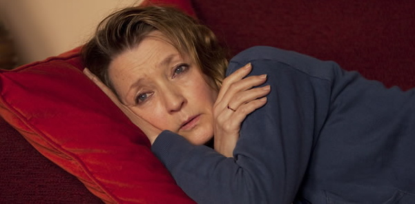Lesley Manville i Mike Leighs «Another Year»
