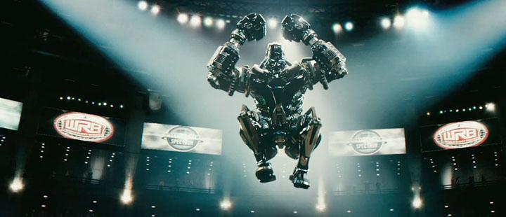 Robotsommer med Transformers 3 og Real Steel