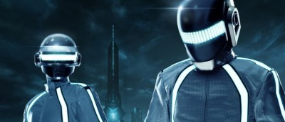 TRON: Legacy – Daft Punk i retromodus