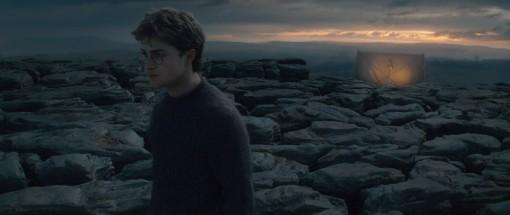En smakebit fra arbeidet med set design i siste Harry Potter-film