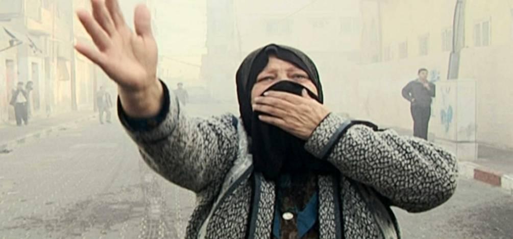Fra Vibeke Løkkebergs «Gazas tårer»