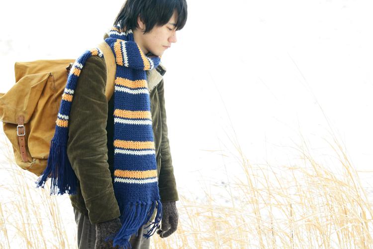 Kenichi Matsuyama som Toru Watanabe i «Norwegian Wood»