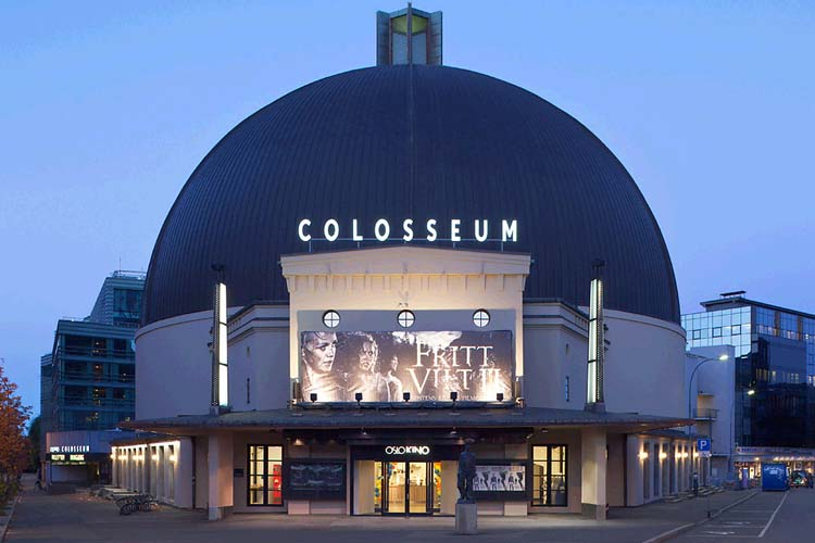 Colosseum kino i Oslo