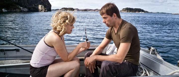 Stillbilde fra den norske filmen «På bølgelengde»