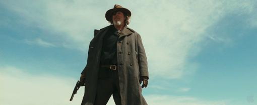 Roger Deakins fanger inn Jeff Bridges' Rooster Cogburn i «True Grit»