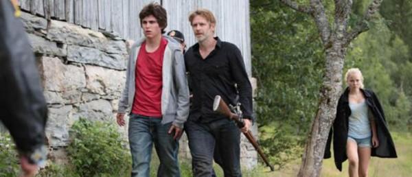 Stillbilde fra den norsk-danske filmen «Varg Veum - Dødens drabanter»