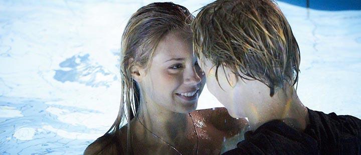 Stillbilde fra den norske ungdomsfilmen «Amors Baller»