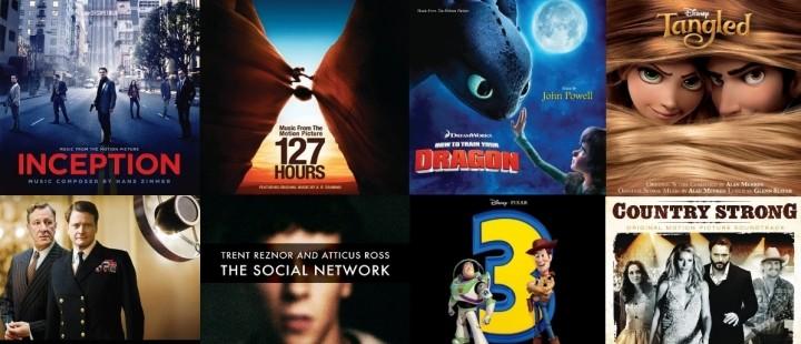 Oscar 2011: Hvem tar prisen for beste musikk?