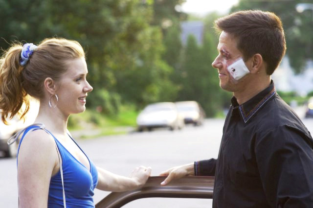Amy Adams og Mark Wahlberg i «The Fighter»