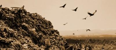 Søppel blir kunst i dokumentaren Waste Land