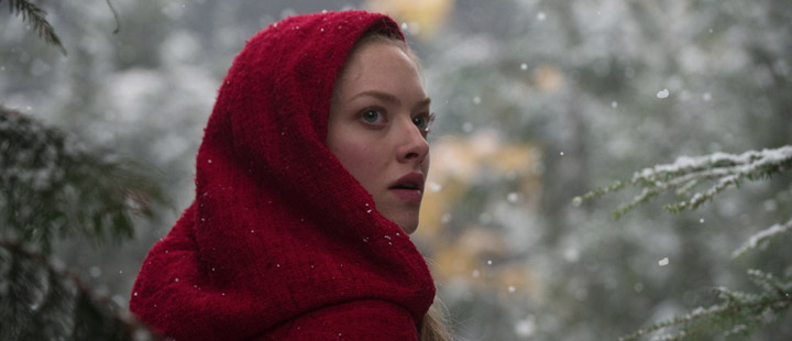 """AMANDA SEYFRIED as Valerie in Warner Bros. Pictures' romantic fantasy thriller """"RED RIDING HOOD,"""" a Warner Bros. Pictures release."""