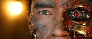 Arnold Schwarzenegger i «Terminator 3: Rise of the Machines».