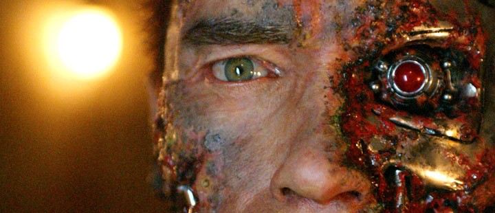 Arnold Schwarzenegger i «Terminator 3: Rise of the Machines».