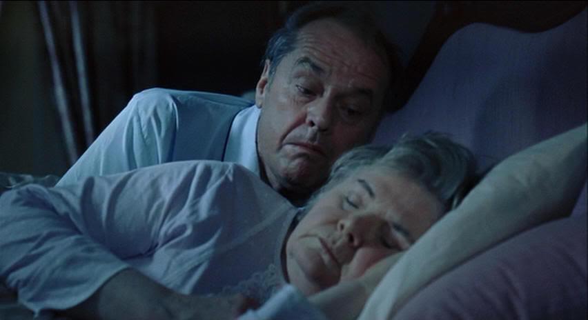 Jack Nicholson og June Squibb i «About Schmidt»