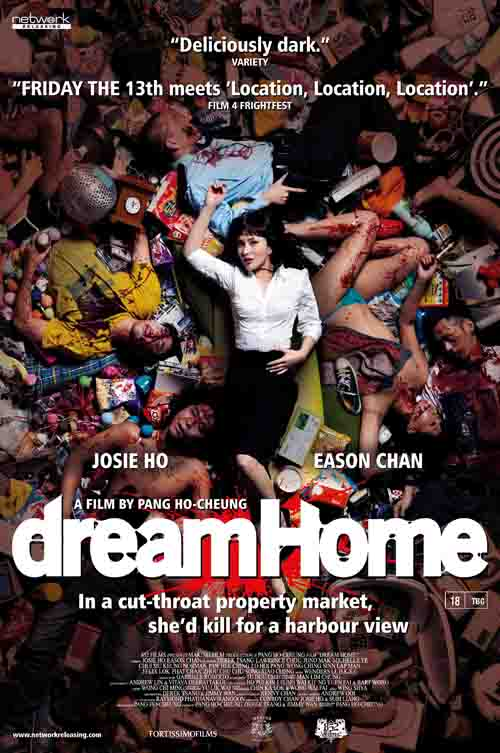 Filmplakaten til «Dream Home»