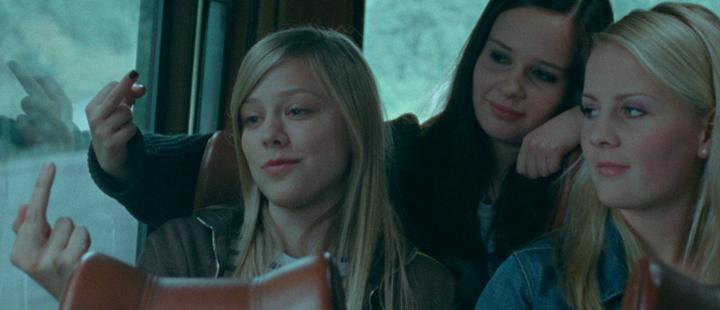 Stillbilde fra den norske filmen «Få meg på, for faen»