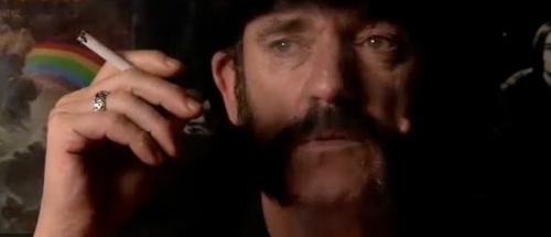Lemmy Kilmister på Rainbow Bar & Grill