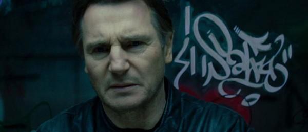 Stillbilde fra den tysk-amerikanske filmen «Ukjent ID» med Liam Neeson