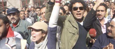 Revolusjonært Cannes-program med egyptisk film