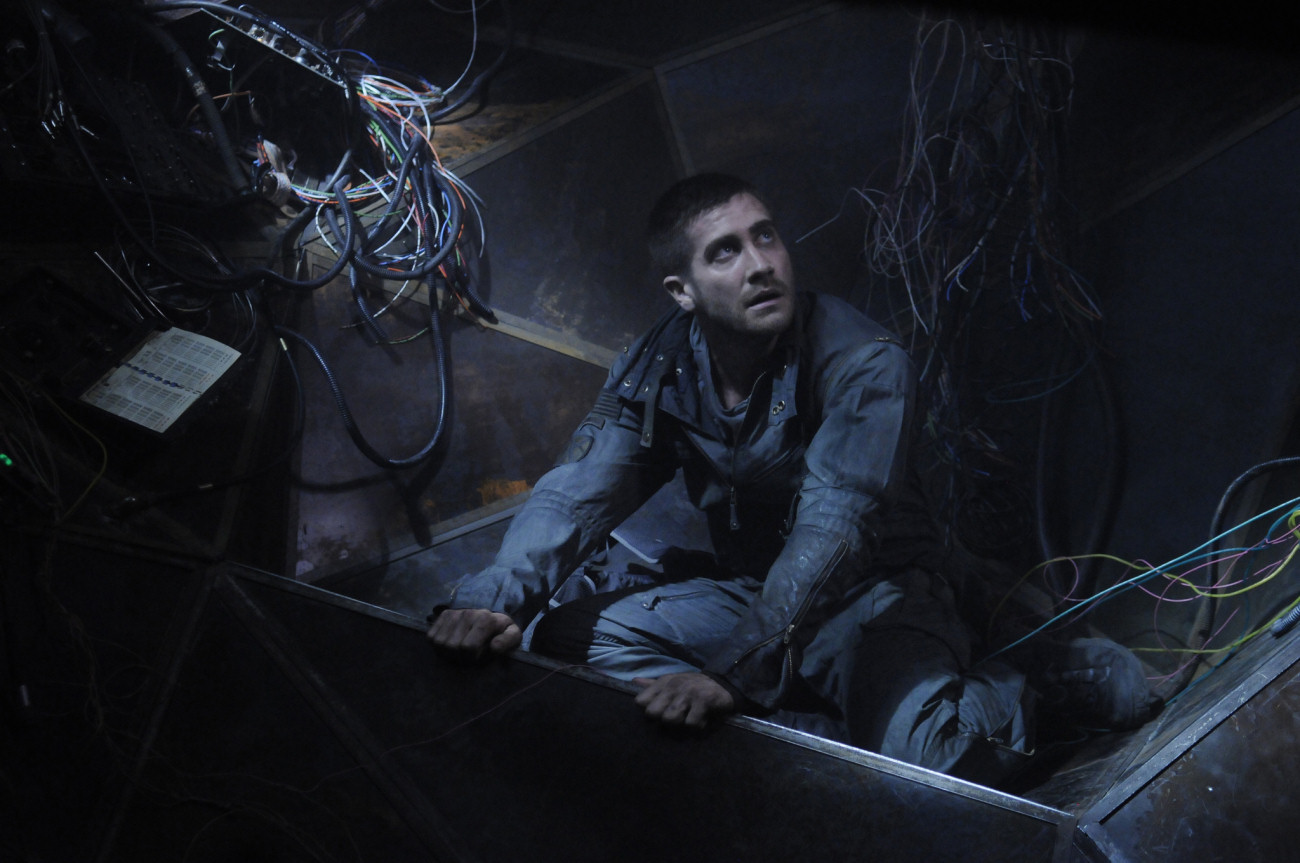 Jake Gyllenhaal i «Source Code»