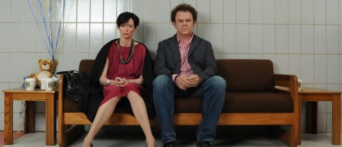 Tilda Swinton og John C. Reilly i «We Need To Talk About Kevin»