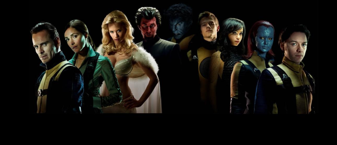 Lovende start på trilogien i X-Men: First Class