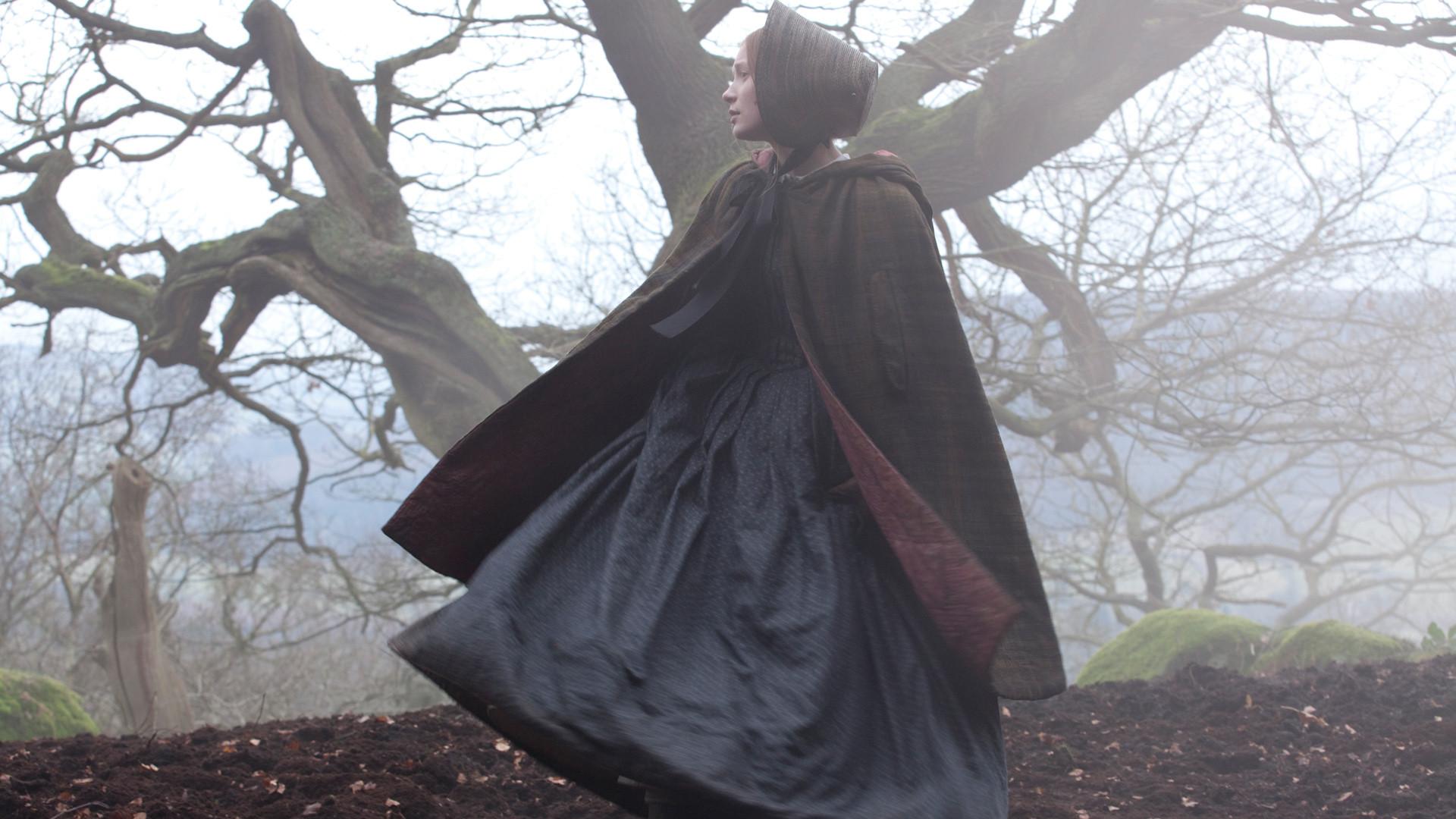 Mia Wasikowska i <em>Jane Eyre</em>