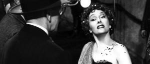 Gloria Swanson som Norma Desmond i «Sunset Boulevard».
