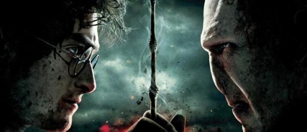 Stillbilde fra filmen «Harry Potter og dødstalismanene - del 2»