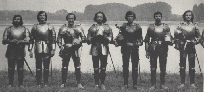 Flashback: Lancelot du Lac