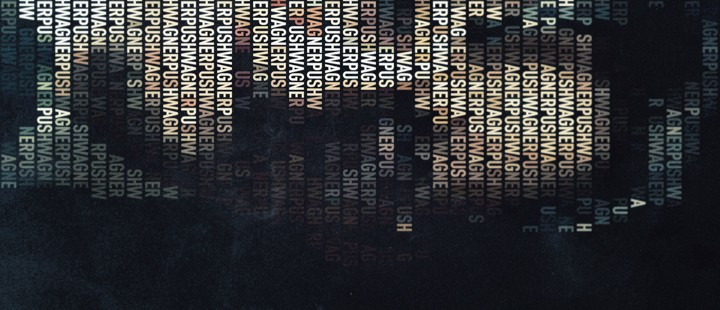 Utsnitt av teaserplakat «Pushwagner».