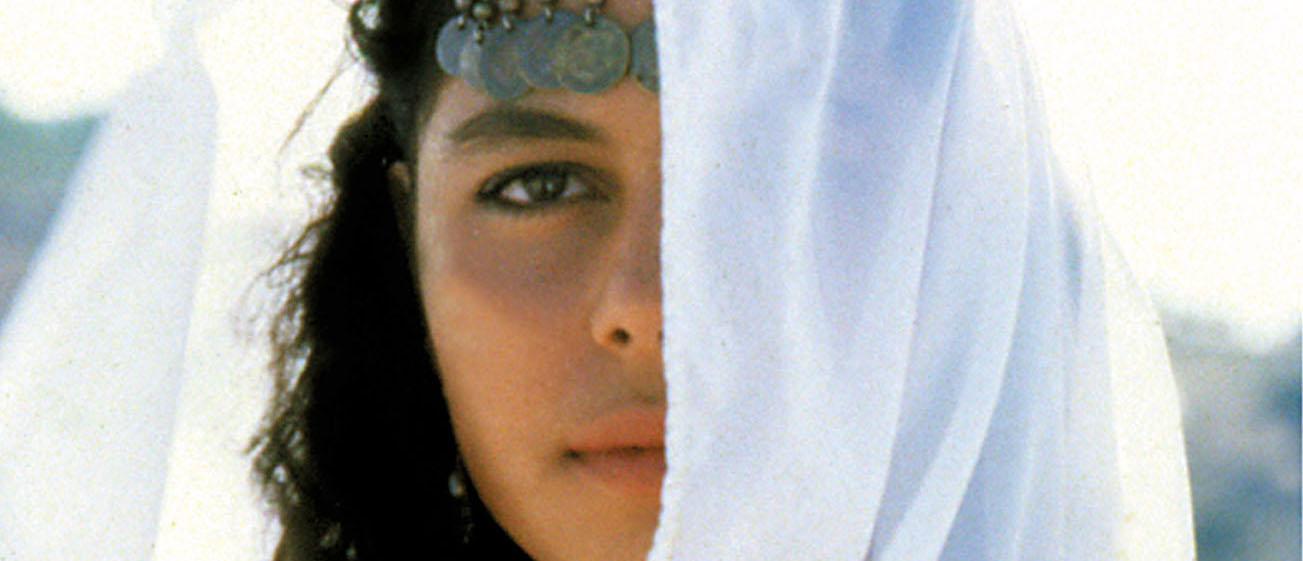 Stillbilde fra filmen «Wedding in Gallilee»