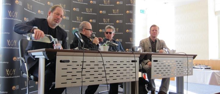 Zimmer, Korzeniowski og Goldenthal om å skrive filmmusikk for dagens Hollywood