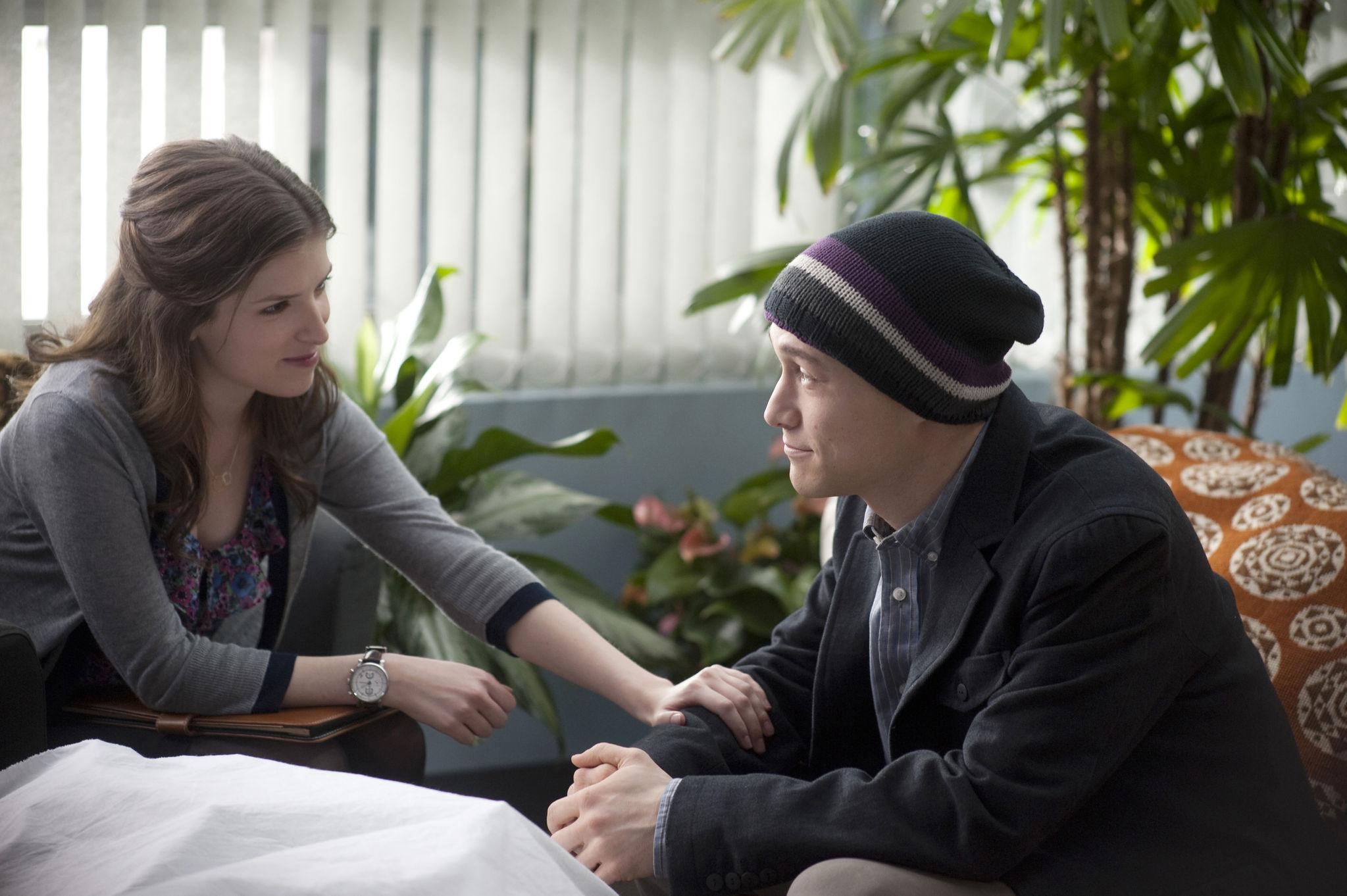 Anna Kendrick og Joseph Gordon-Levitt