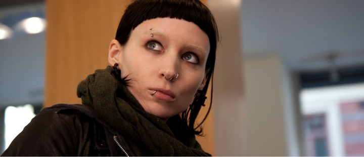 Snart klart for The Girl with the Dragon Tattoo