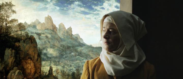 Maleriet vekkes til live i The Mill & The Cross