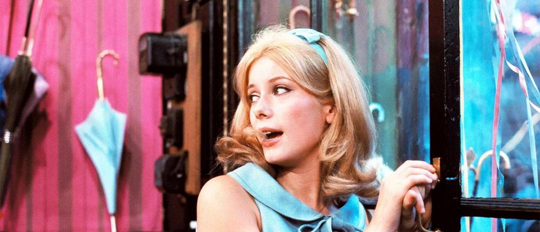 Paraplyene i Cherbourg (1964)