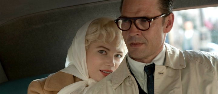 Mytologisk middelvei i My Week with Marilyn