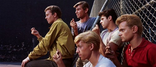 Kunsten å åpne en film – West Side Story
